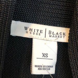 White House Black Market  Short Cardigan NW
